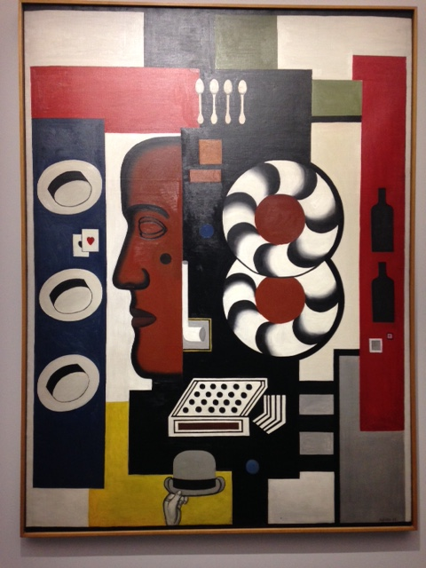 exposition au centre pompidou de fernand leger omhover. Black Bedroom Furniture Sets. Home Design Ideas